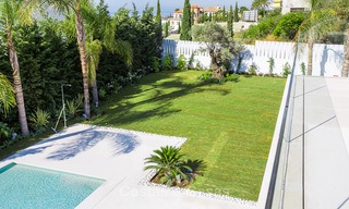 Majestic modern villa with panoramic sea views for sale, front-line golf, Benahavis - Marbella 6855