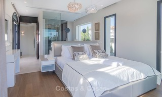 Sumptuous new built designer villa for sale in an exclusive gated urbanisation, Benahavis - Marbella 6910