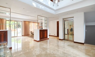 Spacious top-quality new villa for sale, ready to move in, Marbella East 7158