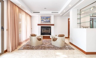 Spacious top-quality new villa for sale, ready to move in, Marbella East 7159