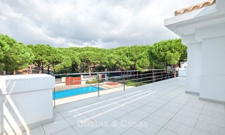 Spacious top-quality new villa for sale, ready to move in, Marbella East 7173