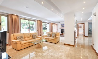 Spacious top-quality new villa for sale, ready to move in, Marbella East 7183