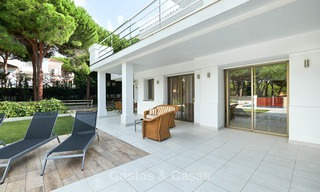 Spacious top-quality new villa for sale, ready to move in, Marbella East 7186