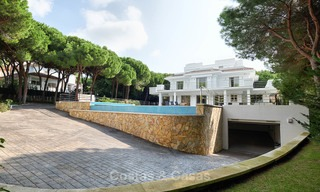 Spacious top-quality new villa for sale, ready to move in, Marbella East 7191