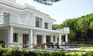 Spacious top-quality new villa for sale, ready to move in, Marbella East 7193