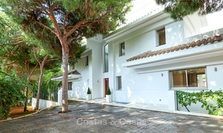 Spacious top-quality new villa for sale, ready to move in, Marbella East 7194