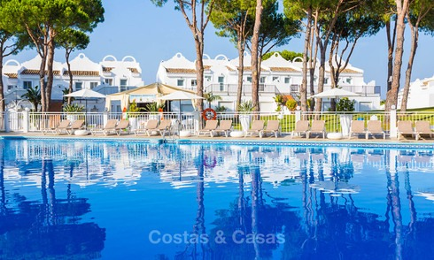 For sale: attractively priced new apartment in a holiday resort with good rental potential - Marbella East 7285