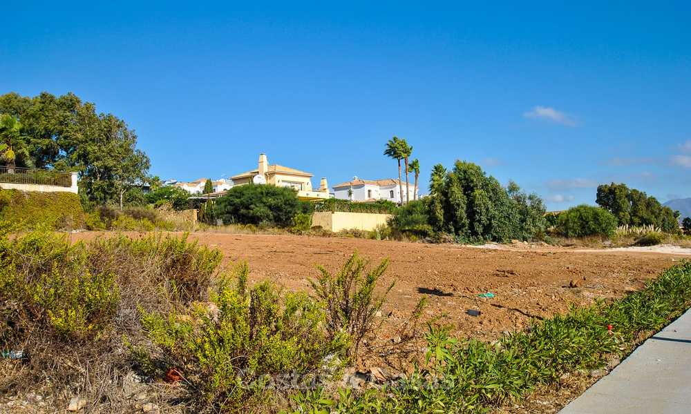 Eye catching new-built modern luxury villa with panoramic sea views for sale, close to beach, Manilva, Costa del Sol 7311