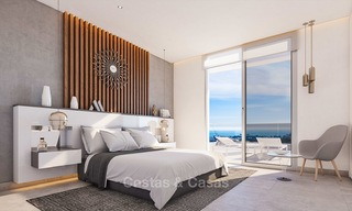 New modern frontline golf apartments with sea views for sale in a luxury resort - Mijas, Costa del Sol 8954