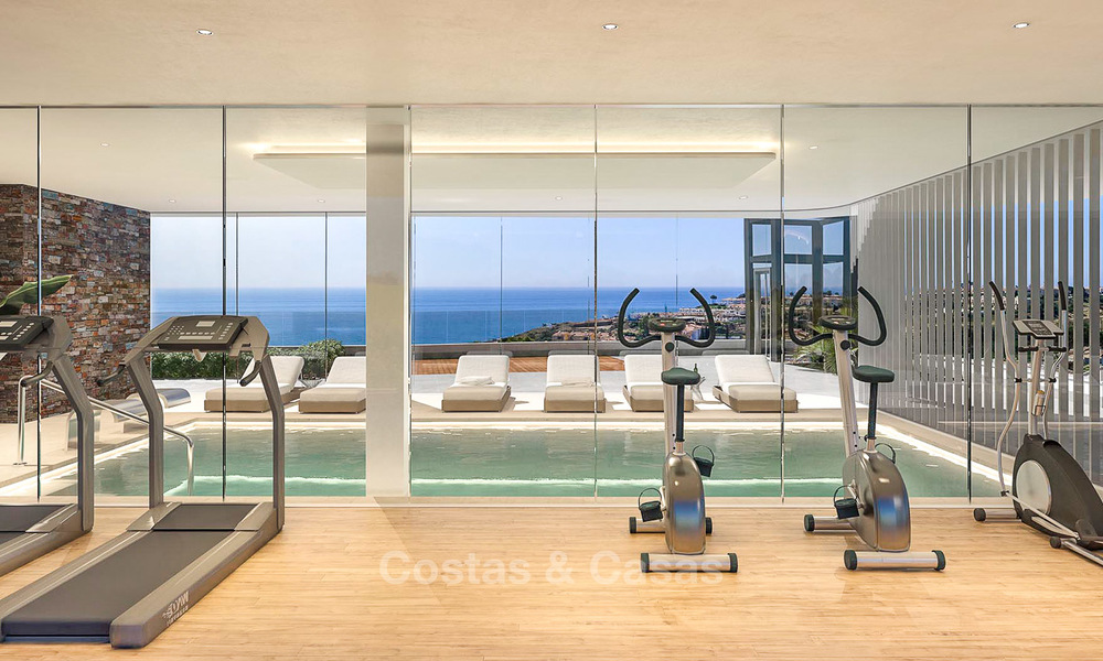 Modern renovated apartments for sale, walking distance to the beach and amenities, Fuengirola - Costa del Sol 8000