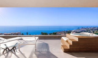 Modern renovated apartments for sale, walking distance to the beach and amenities, Fuengirola - Costa del Sol 8005