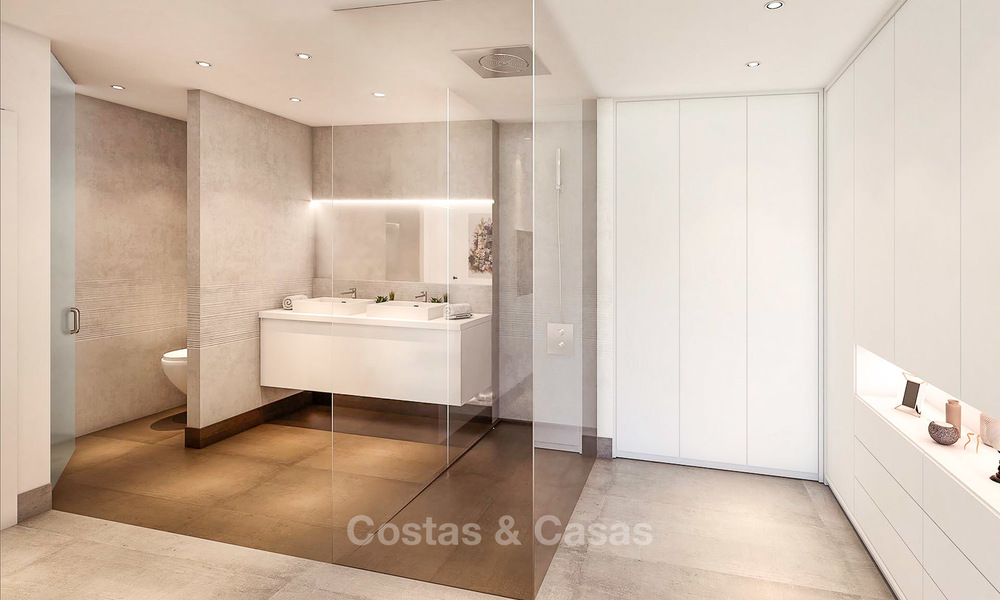 Modern renovated apartments for sale, walking distance to the beach and amenities, Fuengirola - Costa del Sol 8010