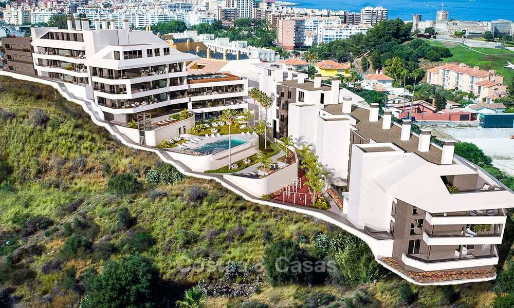 Modern renovated apartments for sale, walking distance to the beach and amenities, Fuengirola - Costa del Sol 8011