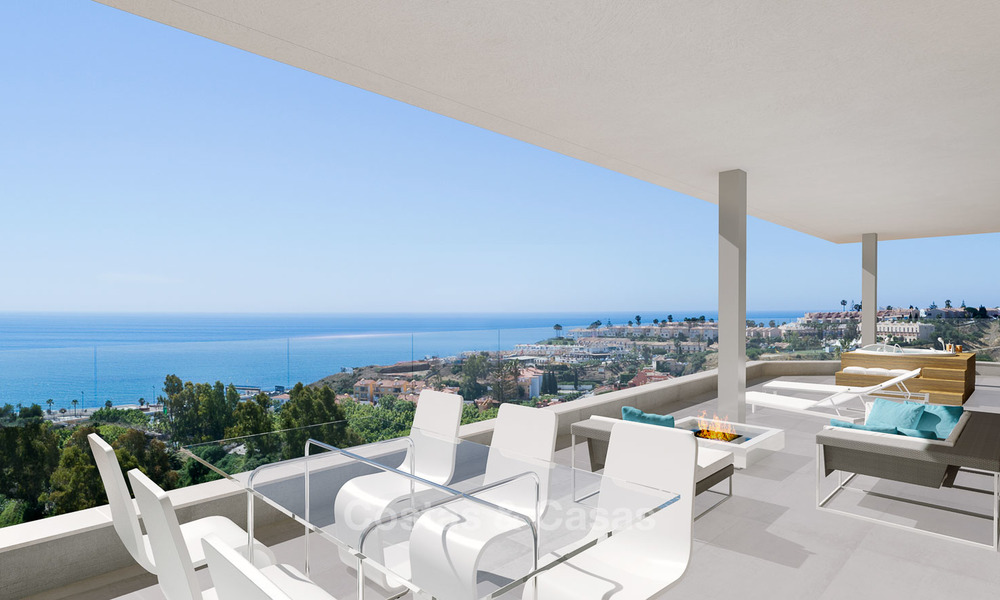 Modern renovated apartments for sale, walking distance to the beach and amenities, Fuengirola - Costa del Sol 8012