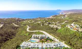 Chic new modern apartments with breath taking sea views for sale, Manilva, Costa del Sol 8137