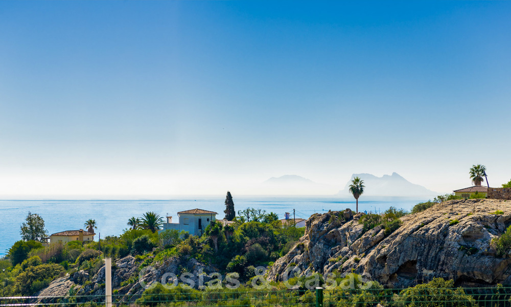 Chic new modern apartments with breath taking sea views for sale, Manilva, Costa del Sol 23750