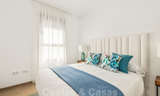 Chic new modern apartments with breath taking sea views for sale, Manilva, Costa del Sol 23757