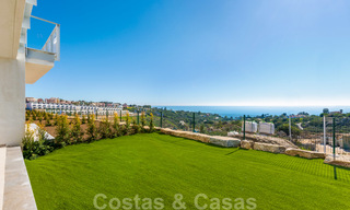 Chic new modern apartments with breath taking sea views for sale, Manilva, Costa del Sol 23761