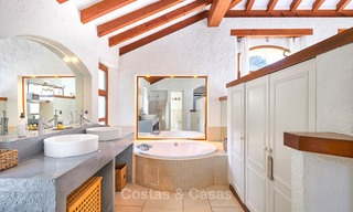 Spacious country-style villa in unique natural surroundings for sale, Casares, Costa del Sol 8090