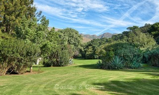 Spacious country-style villa in unique natural surroundings for sale, Casares, Costa del Sol 8126