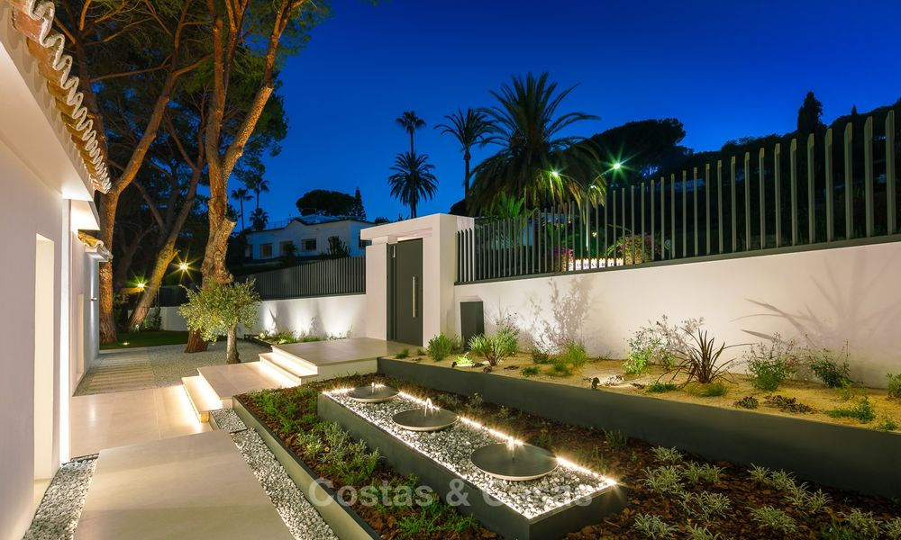 Ravishing renovated luxury villa for sale in Nueva Andalucia´s Golf Valley - Marbella 8160