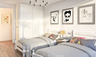 New, attractively priced, modern apartments for sale, walking distance to the beach and amenities, Estepona 8182