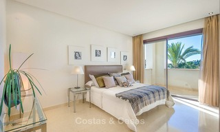 Gorgeous, very spacious luxury apartment for sale in a sought-after residential complex, ready to move in - Benahavis, Marbella 8351