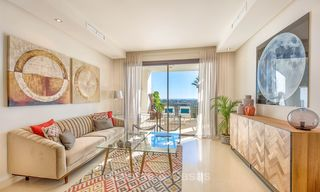 Beautiful, spacious luxury apartment with sea views for sale in a sought-after residential complex, ready to move in - Benahavis, Marbella 8287
