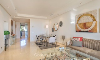 Beautiful, spacious luxury apartment with sea views for sale in a sought-after residential complex, ready to move in - Benahavis, Marbella 8288