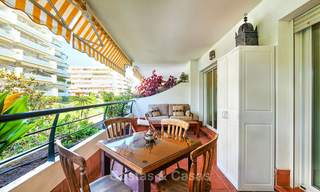 Very spacious front line golf apartment for sale, walking distance to amenities and San Pedro, Marbella 8451