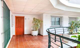Very spacious front line golf apartment for sale, walking distance to amenities and San Pedro, Marbella 8457