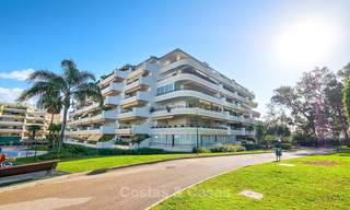 Very spacious front line golf apartment for sale, walking distance to amenities and San Pedro, Marbella 8460