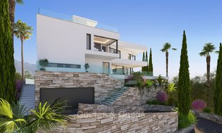 Ready to move in, exquisite contemporary luxury villa with magnificent views for sale, Marbella - Benahavis 8322