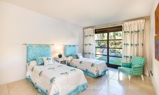 Sumptuous traditional-style luxury villa with magnificent sea views for sale, Benahavis, Marbella 8554