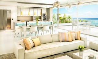 Beautiful new luxury apartments for sale with stunning sea views, walking distance beach - Benalmadena, Costa del Sol 9201