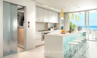 Beautiful new luxury apartments for sale with stunning sea views, walking distance beach - Benalmadena, Costa del Sol 9202