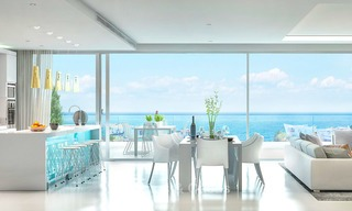 Beautiful new luxury apartments for sale with stunning sea views, walking distance beach - Benalmadena, Costa del Sol 9212
