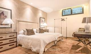 Posh modern luxury apartment for sale in a prestigious residential complex in Sierra Blanca, Golden Mile, Marbella 8773