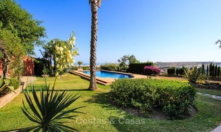 Well located and attractively priced villa - finca with sea and mountain views for sale, Estepona, Costa del Sol 8700