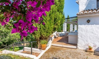 Unique offering! Beautiful countryside estate of 5 villas on a huge plot for sale, with stunning sea views - Mijas, Costa del Sol 9051