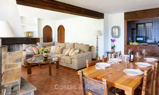 Unique offering! Beautiful countryside estate of 5 villas on a huge plot for sale, with stunning sea views - Mijas, Costa del Sol 9062