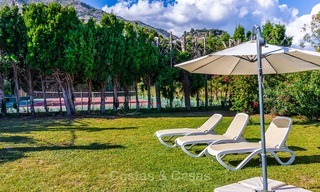 Unique offering! Beautiful countryside estate of 5 villas on a huge plot for sale, with stunning sea views - Mijas, Costa del Sol 9066