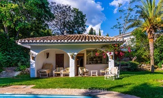 Unique offering! Beautiful countryside estate of 5 villas on a huge plot for sale, with stunning sea views - Mijas, Costa del Sol 9073