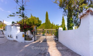 Unique offering! Beautiful countryside estate of 5 villas on a huge plot for sale, with stunning sea views - Mijas, Costa del Sol 9077