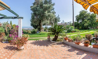 Unique offering! Beautiful countryside estate of 5 villas on a huge plot for sale, with stunning sea views - Mijas, Costa del Sol 8989