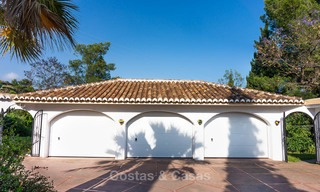 Unique offering! Beautiful countryside estate of 5 villas on a huge plot for sale, with stunning sea views - Mijas, Costa del Sol 9009
