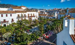 Unique luxury project with new exclusive apartments and penthouses for sale in the historic centre of Marbella 9187