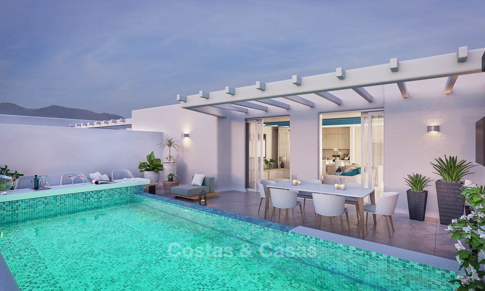 Unique luxury project with new exclusive apartments and penthouses for sale in the historic centre of Marbella 9175