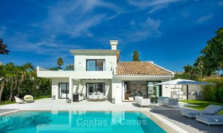 Charming renovated luxury villa for sale in the Golf Valley, ready to move in - Nueva Andalucia, Marbella 9400