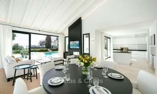 Charming renovated luxury villa for sale in the Golf Valley, ready to move in - Nueva Andalucia, Marbella 9401